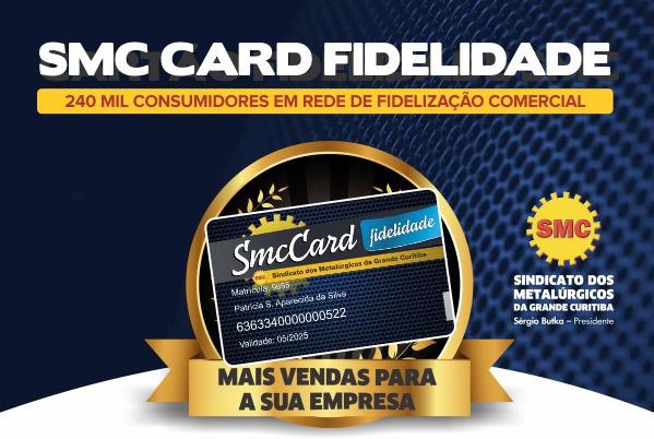 Rede SMC Card Fidelidade